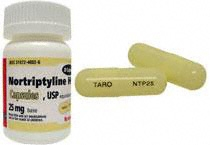 Image of Nortriptyline Hydrochloride
